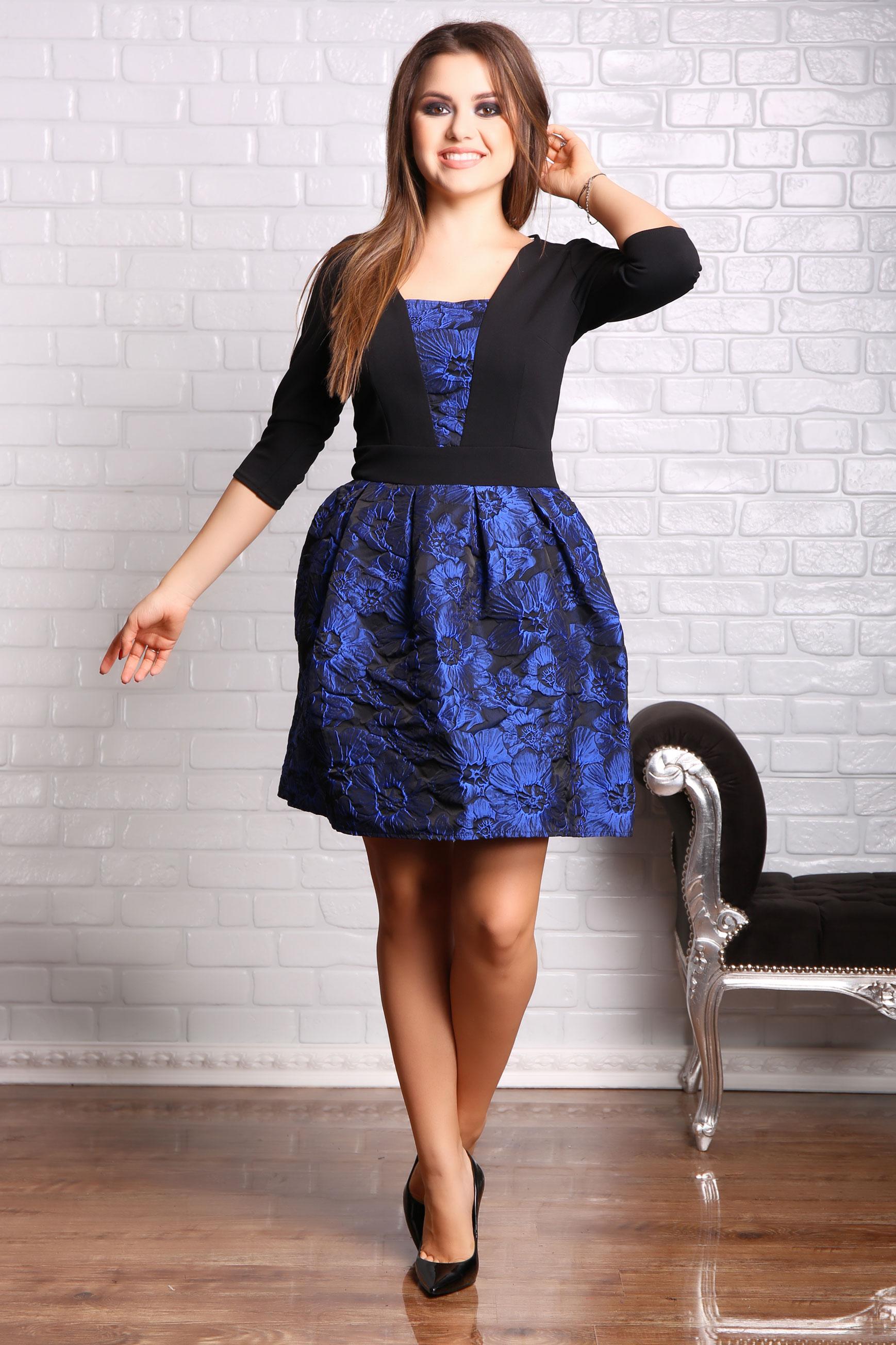 rochii albastre de ocazie