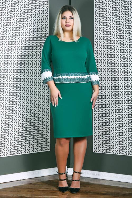 Rochie Eleganta Lusia Verde