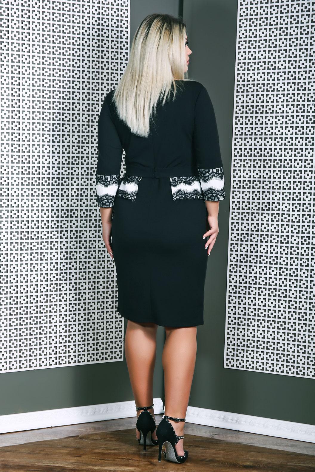 Rochie Eleganta Lusia Negru