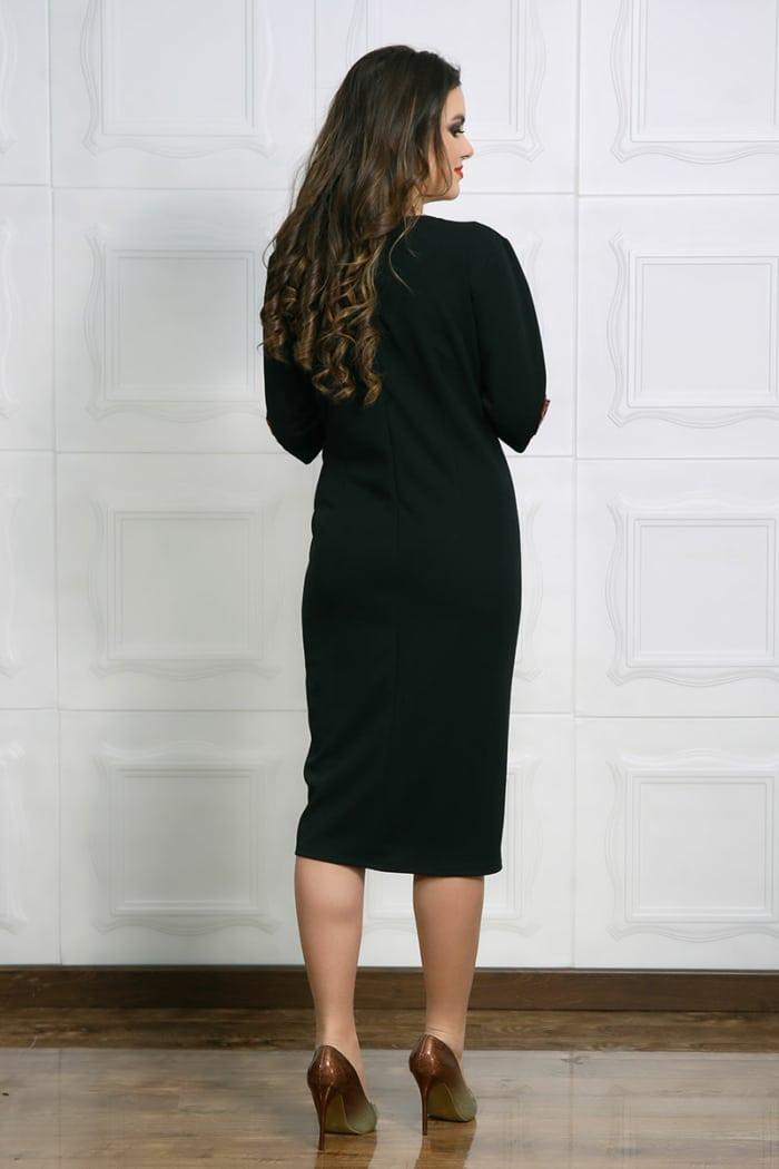 Rochie de ocazie Landa Negru