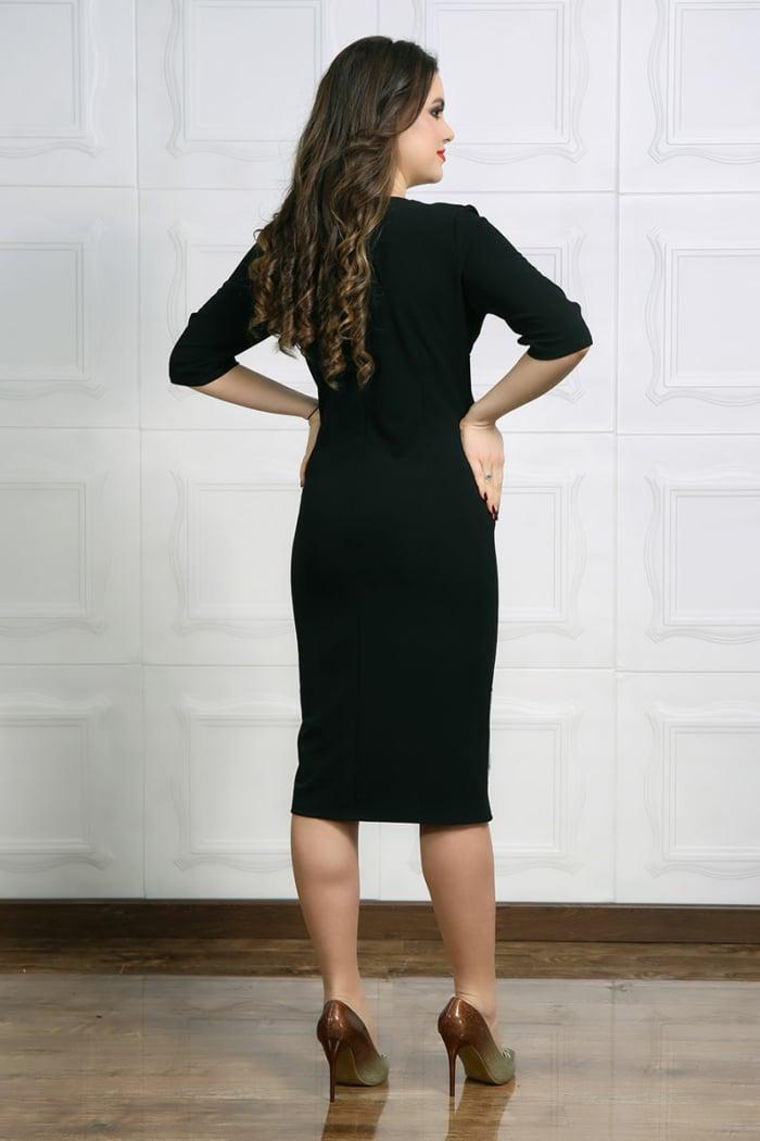 Rochie de ocazie Luiza Negru