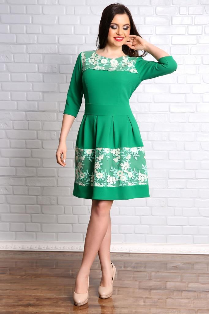 Rochie Eleganta Lia Verde