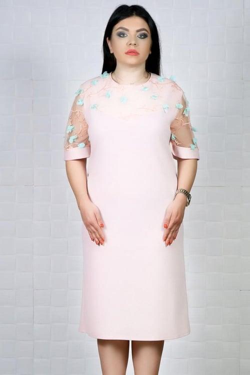 Rochie de ocazie Sindi Roze