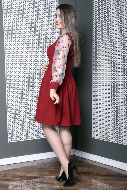 Rochie eleganta Felice Bordo
