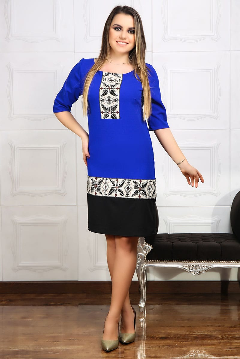 Rochie Traditionala Vica Electric